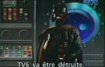 Dark Vador TV6